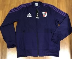 Campera Adidas violeta (travel) de River Plate