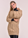 Sweater con capucha - MODA BELLA
