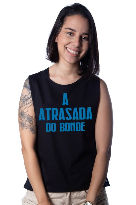 A ATRASADA DO BONDE