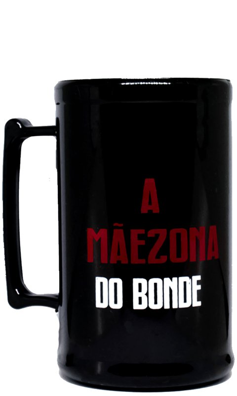 A MÃEZONA DO BONDE
