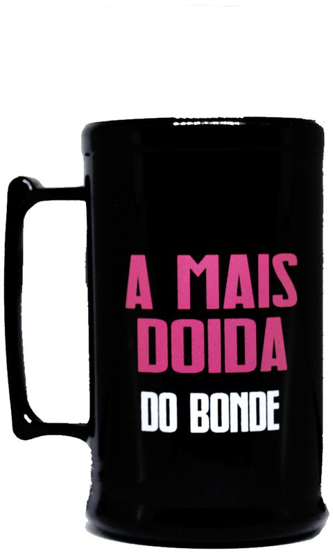 A MAIS DOIDA DO BONDE