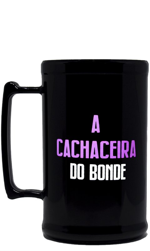 A CACHACEIRA DO BONDE