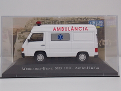 MERCEDEZ-BENZ MB 180- AMBULÂNCIA