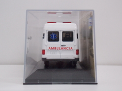 MERCEDEZ-BENZ MB 180- AMBULÂNCIA na internet