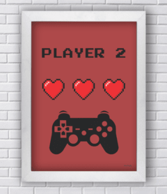 GAME PLAYER 2 (Ref:V116|AV016) - comprar online