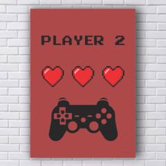 Placa Gamer Player 2