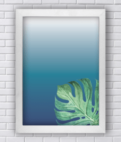 MONSTERA IN THE SEA (Ref:AV032) - comprar online