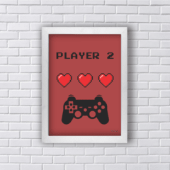 GAME PLAYER 2 (Ref:V116|AV016) - loja online