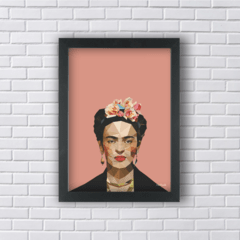 FRIDA GEOMETRIC (Ref:P148|V151|AV022) - Art in Parede