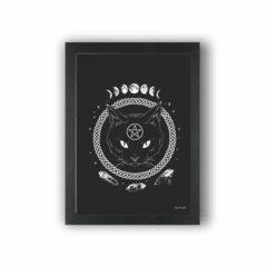 Quadro BLACK CAT WICCA