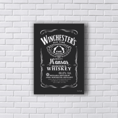 Imagem do WINCHESTER BROTHERS WHISKEY (Ref:V202|AV058)
