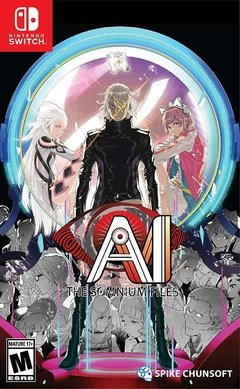 AI: THE SOMNIUM FILES LIMITED EDITION NINTENDO SWITCH - comprar online