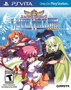 ARCANA HEART 3: LOVE MAX!!!!! PS VITA