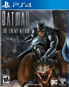 BATMAN THE ENEMY WITHIN TELLTALE PS4