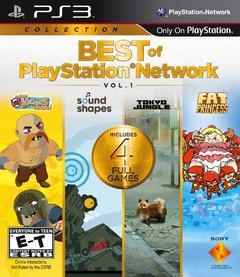 BEST OF PLAYSTATION NETWORK VOL. 1 PS3