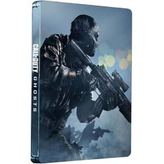 CALL OF DUTY GHOSTS HARDENED EDITION PS4 - comprar online