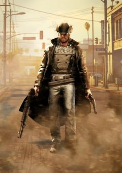 CALL OF JUAREZ THE CARTEL PS3 - comprar online