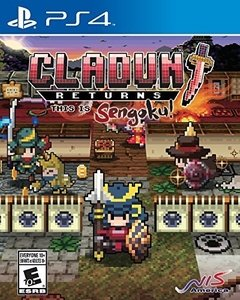 CLADUN RETURNS THIS IS SENGOKU! LIMITED EDITION PS4 - comprar online