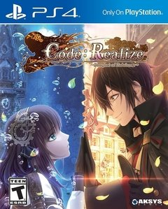 CODE REALIZE ''BOUQUET OF RAINBOWS'' LIMITED EDITION PS4 - comprar online