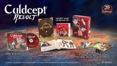 CULDCEPT REVOLT LIMITED EDITION 3DS - comprar online