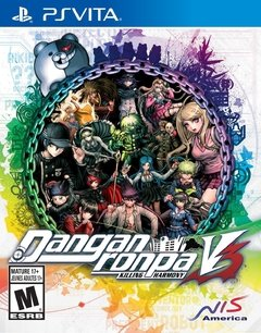 DANGANRONPA V3 KILLING HARMONY LIMITED EDITION PS VITA