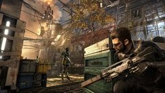 Imagen de DEUS EX MANKIND DIVIDED COLLECTOR'S EDITION PS4