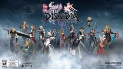 DISSIDIA FINAL FANTASY NT STEELBOOK BRAWLER EDITION PS4 - comprar online