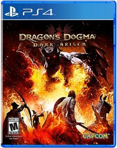 DRAGONS DOGMA DARK ARISEN PS4