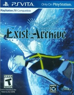EXIST ARCHIVE THE OTHER SIDE OF THE SKY PS VITA