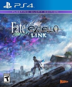 FATE EXTELLA LINK FLEETING GLORY EDITION FATE/EXTELLA PS4