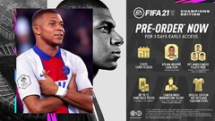 FIFA 2021 CHAMPION EDITION PS4 - comprar online