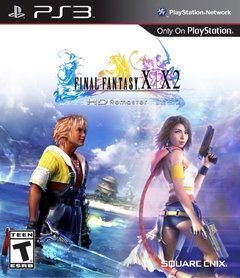 FINAL FANTASY X|X-2 10 HD REMASTER PS3