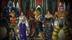FINAL FANTASY X|X-2 10 HD REMASTER PS3 - comprar online