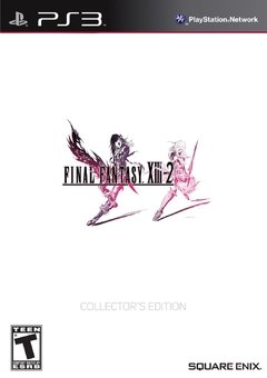 FINAL FANTASY XIII-2 13 COLLECTOR'S EDITION PS3