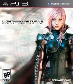 FINAL FANTASY XIII 13 LIGHTNING RETURNS PS3
