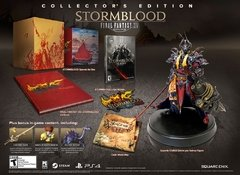 FINAL FANTASY XIV 14 STORMBLOOD COLLECTOR'S EDITION PS4