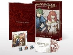 FIRE EMBLEM ECHOES SHADOWS OF VALENTIA LIMITED EDITION 3DS - comprar online