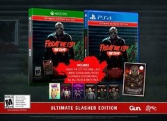 FRIDAY THE 13TH ULTIMATE SLASHER EDITION PS4 - comprar online