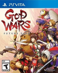 GOD WARS FUTURE PAST LIMITED EDITION PS VITA