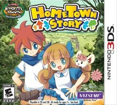 HOMETOWN STORY 3DS