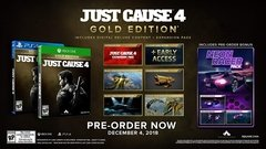 JUST CAUSE 4 GOLD EDITION PS4 - comprar online