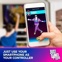 JUST DANCE 2018 PS4 - comprar online