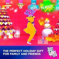 JUST DANCE 2018 PS4 en internet