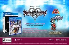 KINGDOM HEARTS 2.8 II.* FINAL CHAPTER PROLOGUE LIMITED EDITION PS4 - comprar online