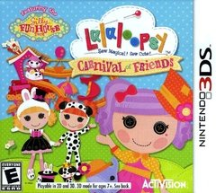 LALALOOPSY CARNIVAL OF FRIENDS 3DS - Dakmors Club