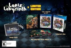 LAPIS X LABYRINTH X LIMITED EDITION PS4