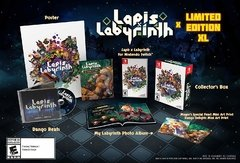 LAPIS X LABYRINTH X LIMITED EDITION XL NINTENDO SWITCH