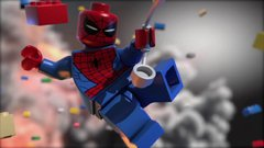 LEGO MARVEL SUPER HEROES PS3 - comprar online