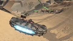 LEGO STAR WARS THE FORCE AWAKENS PS4 en internet