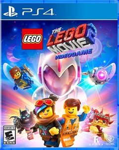 LEGO THE MOVIE 2 VIDEOGAME PS4